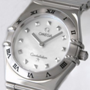 Replica Omega Constellation My Choice Ladies Watch 1571.71.00