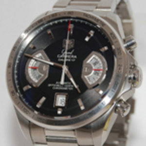 Replica Tag Heuer Grand Carrera Calibre 17RS2 CAV511A.BA0902